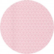 Triangles - Bubble Gum (Oëko-Tex)