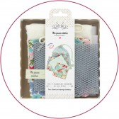 Kit Lingettes et sac filet - Liberty 3