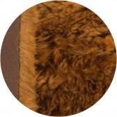 Mohair 7 cm - Cuivré