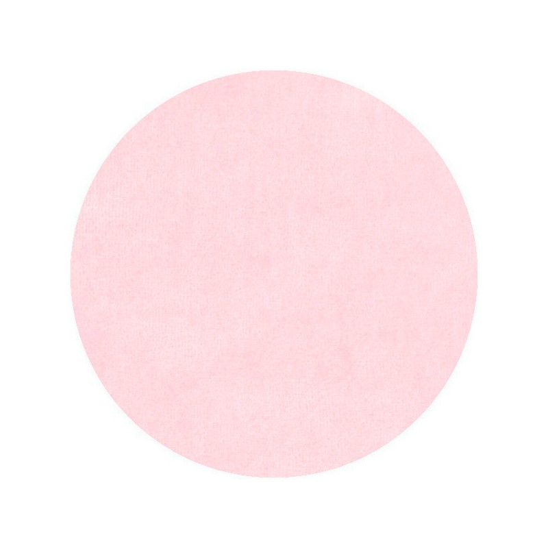 Velours de coton oeko tex  'Rose Layette'