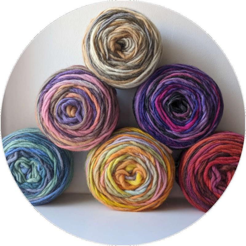 grosse laine poupée waldorf