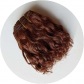 Boucles souples - Chocolat...