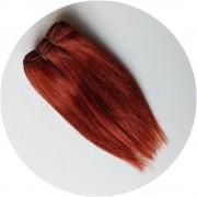 Raide - Auburn rouge