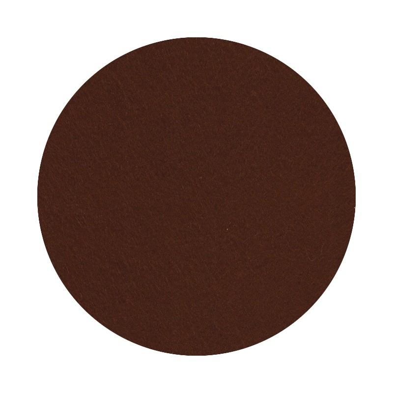Feutrine lavable Eco-fi marron