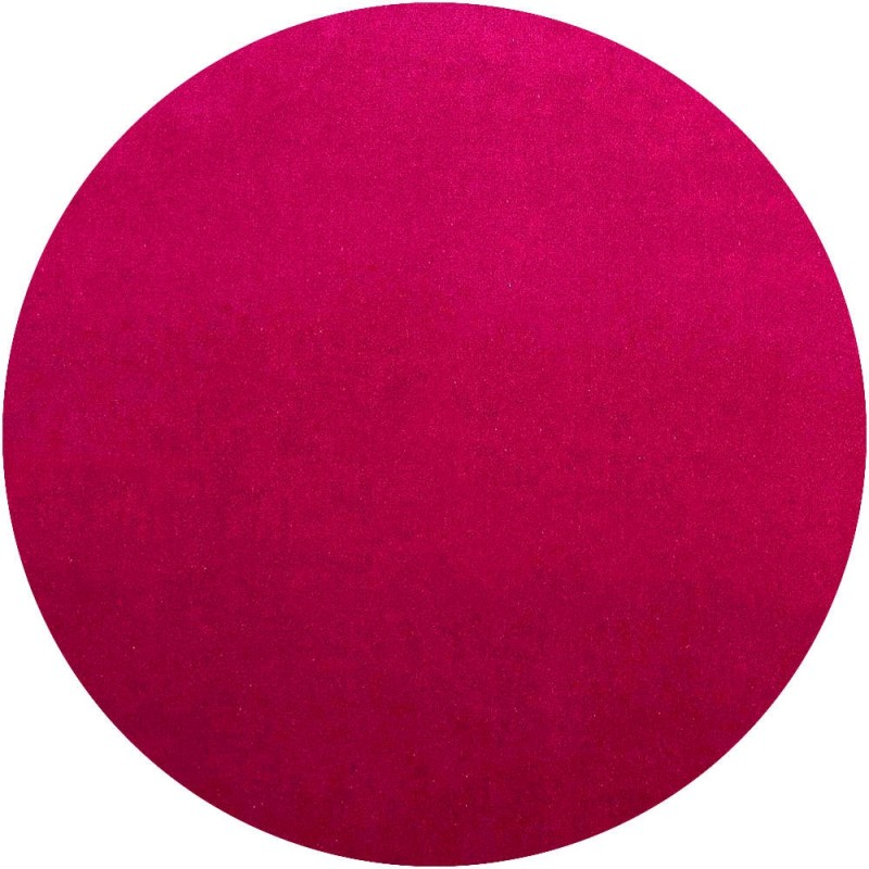 Velours de coton oeko tex, jersey de velours rose 'Pivoine'