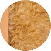 Mohair à coudre 7 cm - Blond