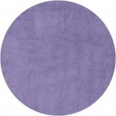 Velours de coton violet pastel 'Glycine'