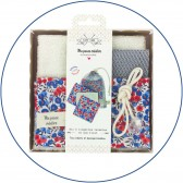 Kit Lingettes lavables Liberty