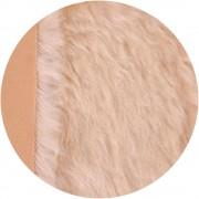 Mohair 7 cm - Blond fraise