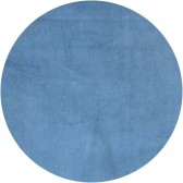 Velours de coton bleu 'Denim'