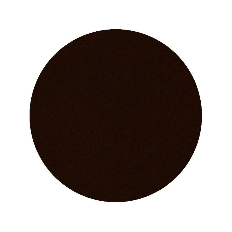 Feutrine Eco-fi 'chocolat noir'