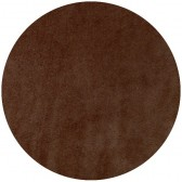 Jersey de velours, Velours de coton marron 'Chocolat'
